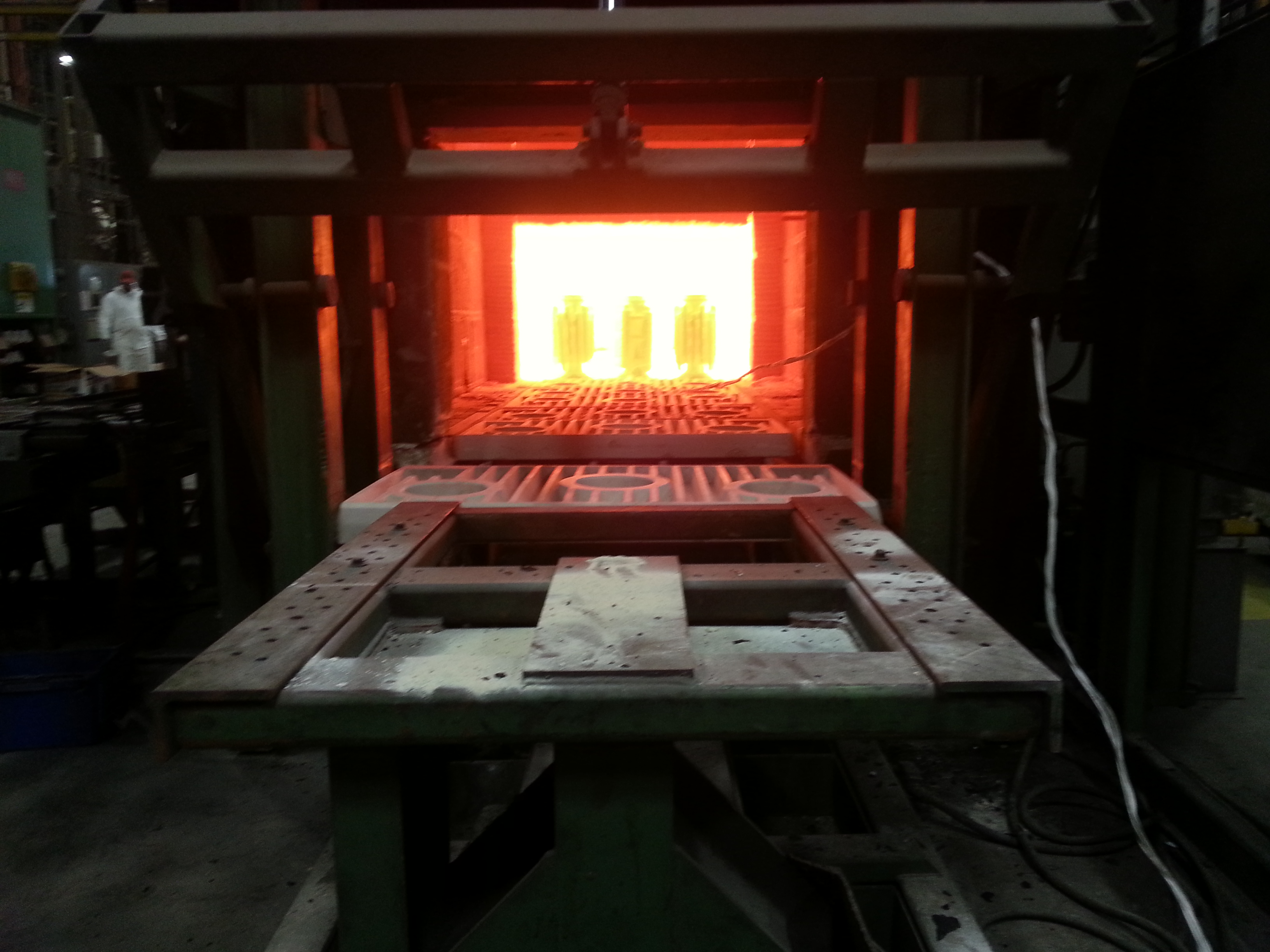 Oven Furnace Uniformity Surveys Electronic Amp Mechanical
