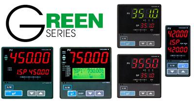 Yokogawa Green Series Controllers