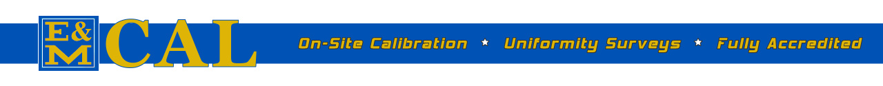 Electronic & Mechanical Calibration Service